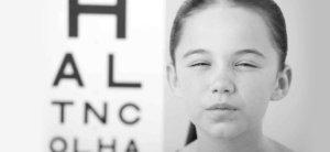 Trastornos y problemas visuales en niños. Miopía, estrabismo, astigmatistmo, etc. Óptica San Pedro en Murcia